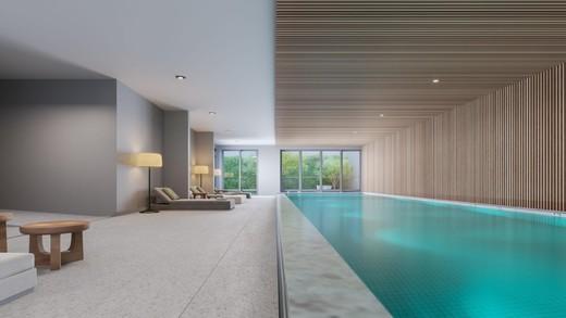 Pisicna coberta - Apartamento à venda Rua França Pinto,Vila Mariana, São Paulo - R$ 1.921.903 - II-12233-21880 - 13