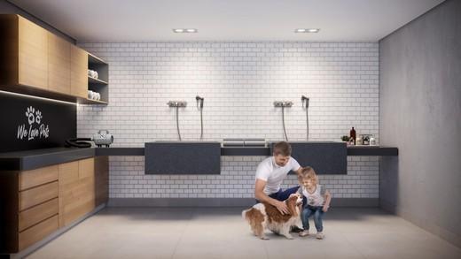 Pet place - Apartamento à venda Rua França Pinto,Vila Mariana, São Paulo - R$ 1.921.903 - II-12233-21880 - 16