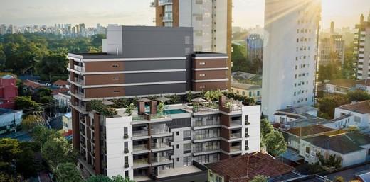 Aerea - Apartamento à venda Rua França Pinto,Vila Mariana, São Paulo - R$ 1.921.903 - II-12233-21880 - 20