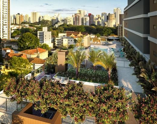 Aerea - Apartamento à venda Rua França Pinto,Vila Mariana, São Paulo - R$ 1.921.903 - II-12233-21880 - 21