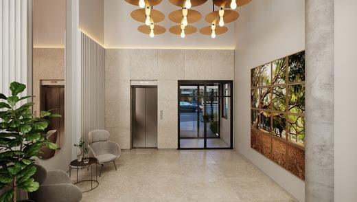Hall - Fachada - Window Moema - Breve Lançamento - 237 - 2