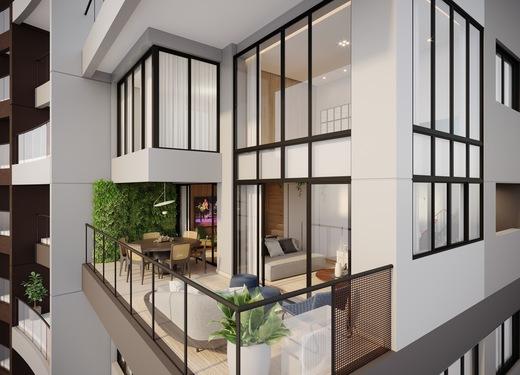 Terraco - Fachada - Window Moema - Breve Lançamento - 237 - 6