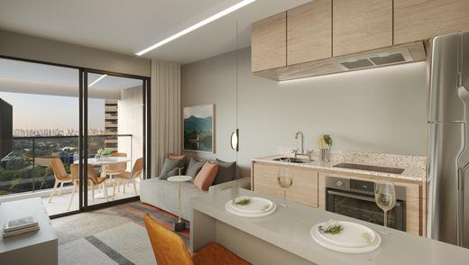 Cozinha - Fachada - Window Moema - Breve Lançamento - 237 - 7