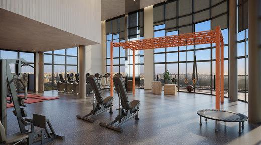 Fitness - Fachada - Window Moema - Breve Lançamento - 237 - 11