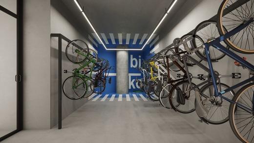 Bicicletario - Fachada - Window Moema - Breve Lançamento - 237 - 18