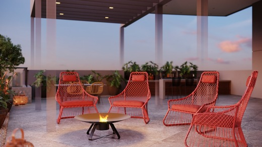 Fire place - Fachada - Window Moema - Breve Lançamento - 237 - 19