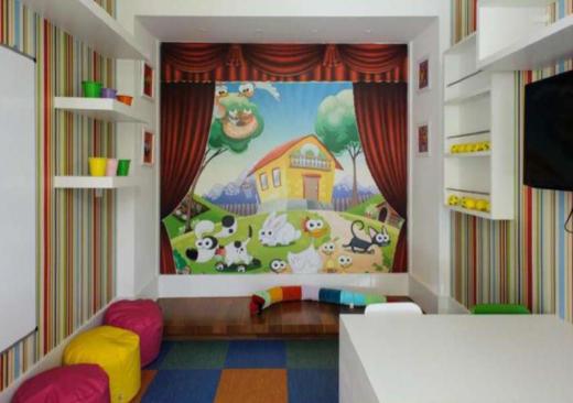 Espaco kids - Fachada - Residencial Seasons - 330 - 4