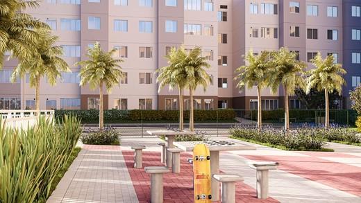 Praca - Apartamento 1 quarto à venda Campo Grande, Rio de Janeiro - R$ 139.000 - II-12597-22300 - 9