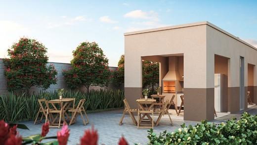 Churrasqueira - Apartamento 1 quarto à venda Campo Grande, Rio de Janeiro - R$ 139.000 - II-12597-22300 - 6