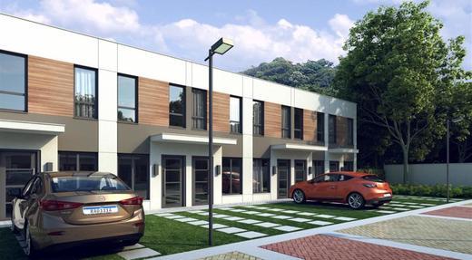Fachada - Fachada - Vitale ECO - Casa - Breve Lançamento - 339 - 1