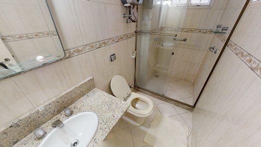 Banheiro - Apartamento 3 quartos à venda Copacabana, Rio de Janeiro - R$ 2.017.000 - II-12744-22484 - 3