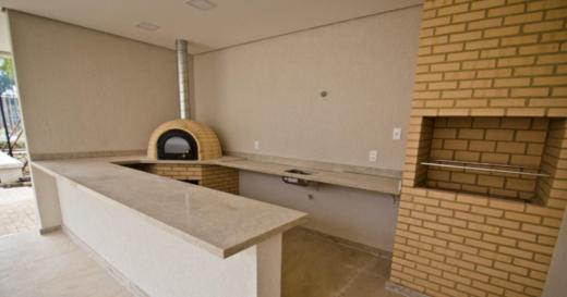 Churrasqueira - Fachada - Front Park Residence - Fase 1 - 266 - 10