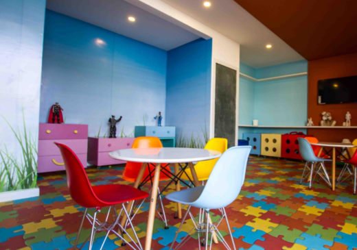 Espaco kids - Fachada - Front Park Residence - Fase 1 - 266 - 9