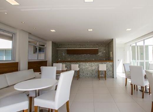 Salao de festas - Fachada - Front Park Residence - Fase 3 - 1531 - 5