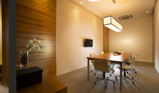 Exemplo sala - Fachada - CEO Corporate Executive Offices - 269 - 15