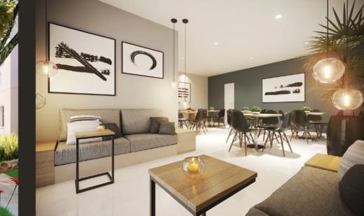 Salao de festas - Apartamento 2 quartos à venda Taquara, Rio de Janeiro - R$ 234.789 - II-12829-22578 - 8