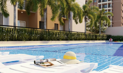 Piscina - Apartamento 2 quartos à venda Taquara, Rio de Janeiro - R$ 234.789 - II-12829-22578 - 12