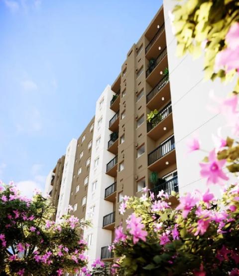 Fachada - Apartamento 2 quartos à venda Taquara, Rio de Janeiro - R$ 234.789 - II-12829-22578 - 3