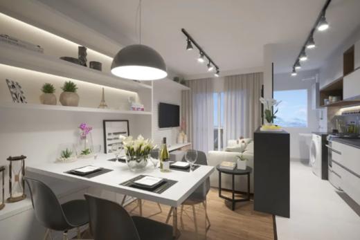 Living - Apartamento 2 quartos à venda Taquara, Rio de Janeiro - R$ 234.789 - II-12829-22578 - 5