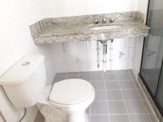 Banheiro - Fachada - Villa Firenze - 360 - 6