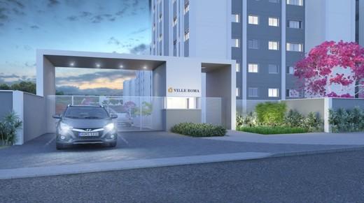 Fachada - Apartamento 2 quartos à venda Taquara, Rio de Janeiro - R$ 272.011 - II-12910-25420 - 1