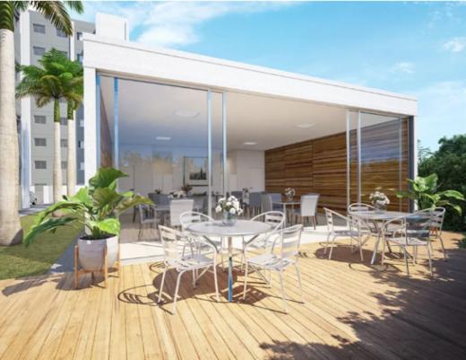 Salao de festas - Apartamento 2 quartos à venda Taquara, Rio de Janeiro - R$ 272.011 - II-12910-25420 - 3