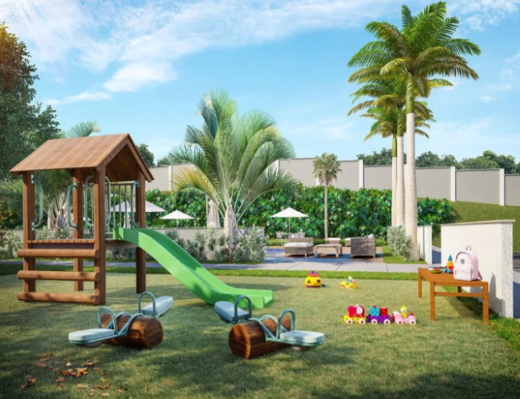 Playground - Apartamento 2 quartos à venda Taquara, Rio de Janeiro - R$ 272.011 - II-12910-25420 - 5