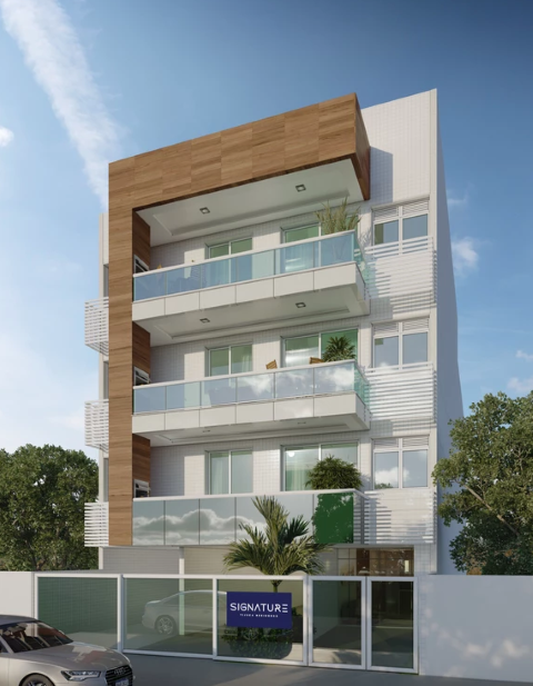 Fachada - Fachada - Signature Tijuca Residence - 275 - 2