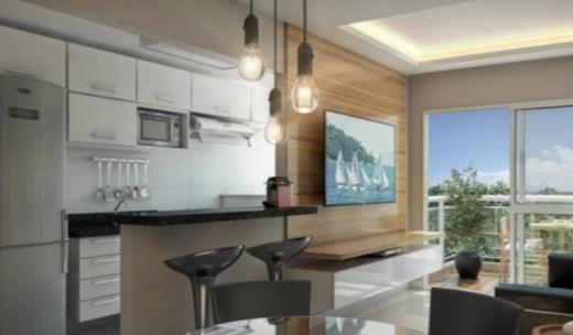Living - Fachada - Signature Tijuca Residence - 275 - 5