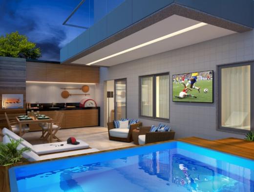 Living - Cobertura 2 quartos à venda Vila Isabel, Rio de Janeiro - R$ 673.500 - II-13004-22776 - 5