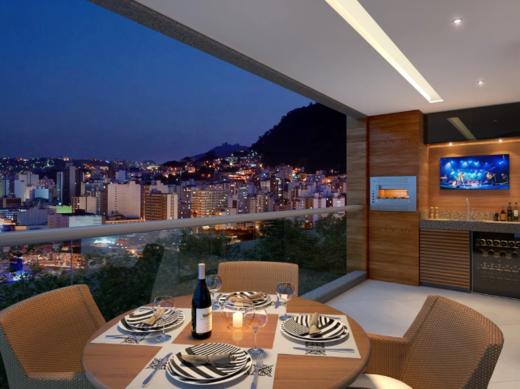 Living - Cobertura 2 quartos à venda Vila Isabel, Rio de Janeiro - R$ 673.500 - II-13004-22776 - 6