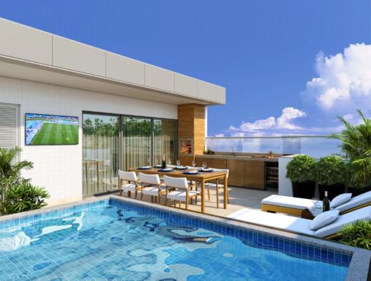Living - Cobertura 2 quartos à venda Vila Isabel, Rio de Janeiro - R$ 673.500 - II-13004-22776 - 7