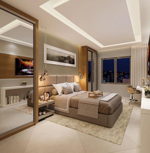 Dormitorio - Cobertura 2 quartos à venda Vila Isabel, Rio de Janeiro - R$ 673.500 - II-13004-22776 - 9