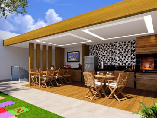Churrasqueira - Cobertura 2 quartos à venda Vila Isabel, Rio de Janeiro - R$ 673.500 - II-13004-22776 - 11