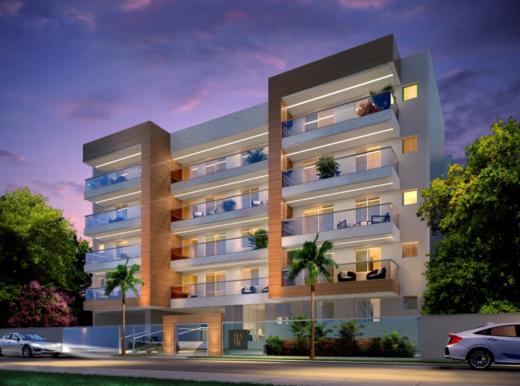Fachada - Apartamento 2 quartos à venda Tijuca, Rio de Janeiro - R$ 430.000 - II-12972-22725 - 1