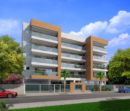 Fachada - Apartamento 2 quartos à venda Tijuca, Rio de Janeiro - R$ 430.000 - II-12972-22725 - 3
