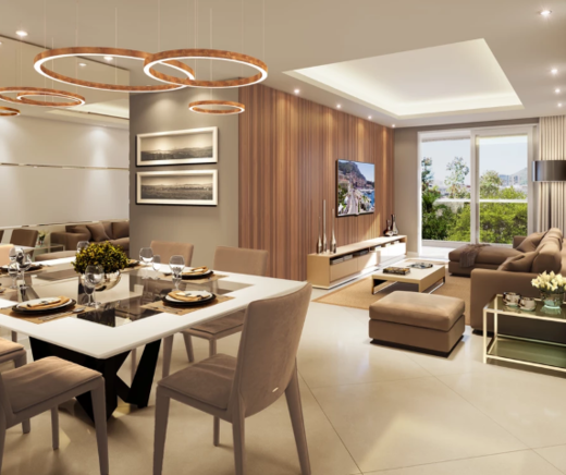 Living - Apartamento 2 quartos à venda Tijuca, Rio de Janeiro - R$ 430.000 - II-12972-22725 - 5