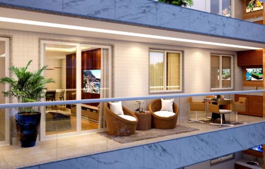 Living - Apartamento 2 quartos à venda Tijuca, Rio de Janeiro - R$ 430.000 - II-12972-22725 - 6