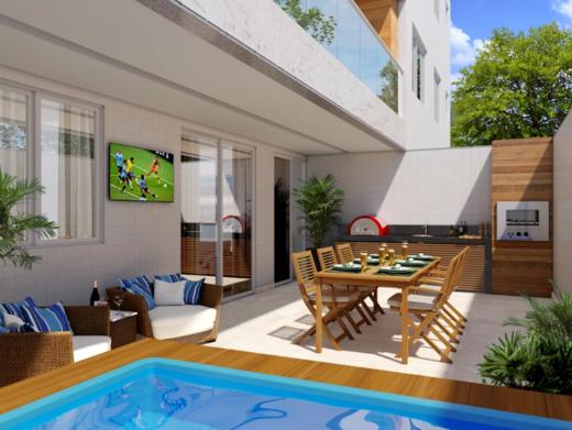 Living - Apartamento 2 quartos à venda Tijuca, Rio de Janeiro - R$ 430.000 - II-12972-22725 - 7