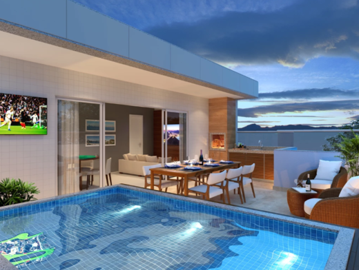 Living - Apartamento 2 quartos à venda Tijuca, Rio de Janeiro - R$ 430.000 - II-12972-22725 - 8