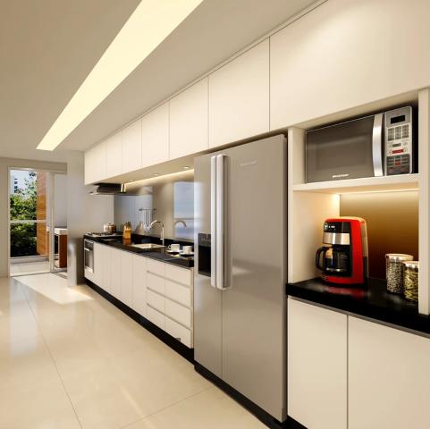 Cozinha - Apartamento 2 quartos à venda Tijuca, Rio de Janeiro - R$ 430.000 - II-12972-22725 - 9