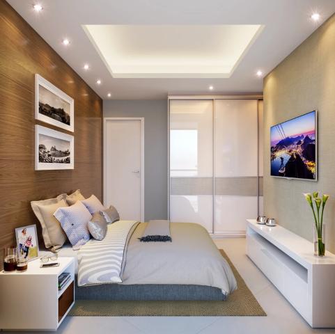 Dormitorio - Apartamento 2 quartos à venda Tijuca, Rio de Janeiro - R$ 430.000 - II-12972-22725 - 10