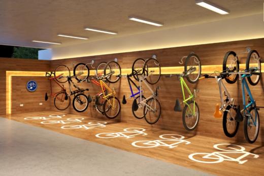 Bicicletario - Apartamento 2 quartos à venda Tijuca, Rio de Janeiro - R$ 430.000 - II-12972-22725 - 12