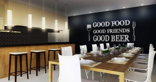 Espaco gourmet - Fachada - New Life Freguesia - 774 - 7