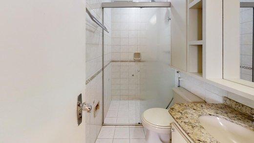 Banheiro - Apartamento à venda Rua Pintassilgo,Moema, Zona Sul,São Paulo - R$ 890.000 - II-13134-22912 - 3