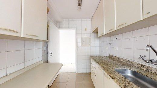Cozinha - Apartamento à venda Rua Pintassilgo,Moema, Zona Sul,São Paulo - R$ 890.000 - II-13134-22912 - 7