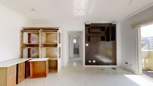 Living - Apartamento à venda Rua Pintassilgo,Moema, Zona Sul,São Paulo - R$ 890.000 - II-13134-22912 - 8