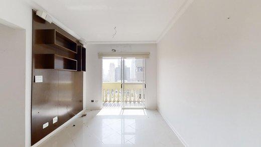 Living - Apartamento à venda Rua Pintassilgo,Moema, Zona Sul,São Paulo - R$ 890.000 - II-13134-22912 - 9