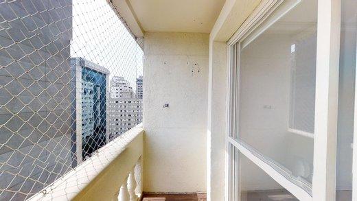 Living - Apartamento à venda Rua Pintassilgo,Moema, Zona Sul,São Paulo - R$ 890.000 - II-13134-22912 - 10