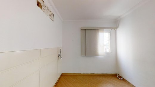 Quarto principal - Apartamento à venda Rua Pintassilgo,Moema, Zona Sul,São Paulo - R$ 890.000 - II-13134-22912 - 13